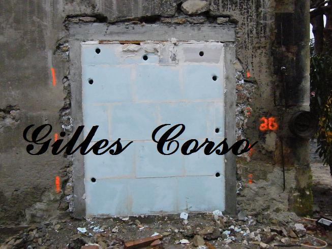 ouverture beton